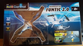 quadrocopter funtic 2.0